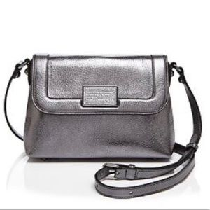 Marc by Marc Jacobs Metallic Crossbody Purse Bag